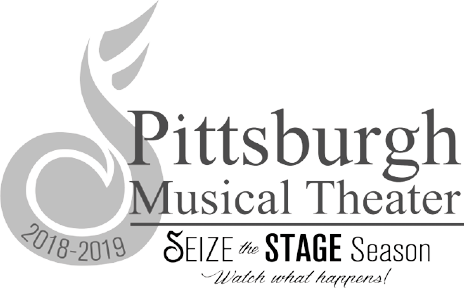 Pittsburgh Musical Theater's 2018-2019 Seize the Stage Season - Watch what happens!