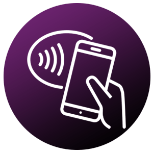 Contactless Service Icon