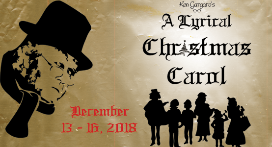 A Lyrical Christmas Carol Logo