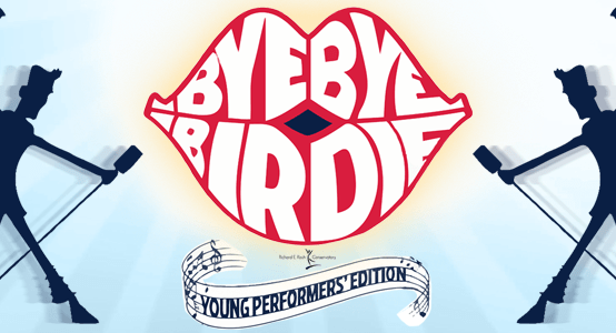 Bye Bye Birdie Young Performers' Edition Logo