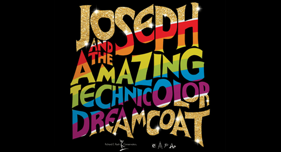 Joseph and the Amazing Technicolor Dreamcoat Logo