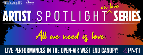 Artist Spotlight Series 2021 - The Artist Spotlight on love Series is a one-on-one experience with your favorite couples that you have come to know and love in the Pittsburgh arts scene.