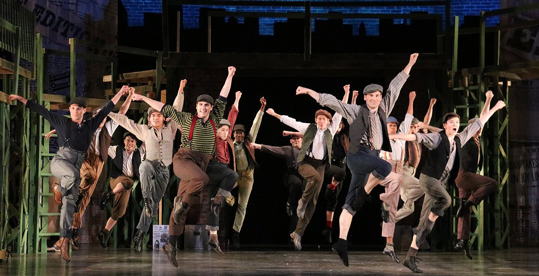 Newsies at the Byham Theater