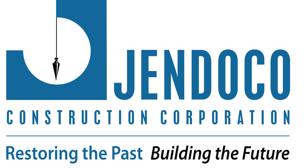 Jendoco Construction Co. Logo